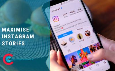 Maximise Your Instagram Stories