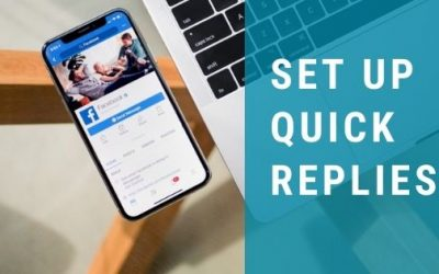 Set Up Instagram and Facebook Quick Replies
