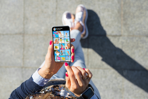 Instagram New Feature Alert: Search Keywords and Phrases