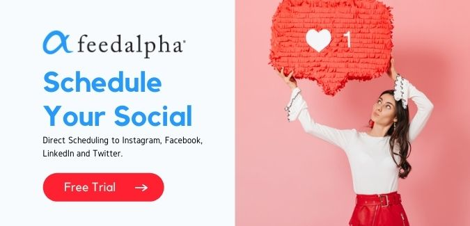 Schedule to Instagram