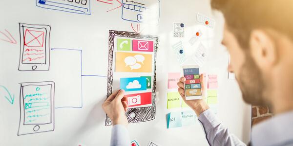 website design project planning