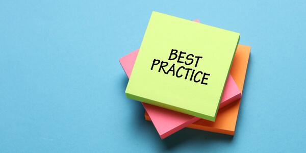 website best practice